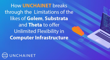 How Unchainet breaks through the limitations of the Big 4 cloud providers to offer unlimited flexibility in computer infrastructure