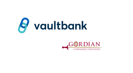 Vaultbank partners with Gordian for compliant securities token exchange