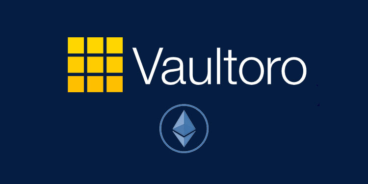 Ether (ETH) with physical gold and silver can now be traded on Vaultoro