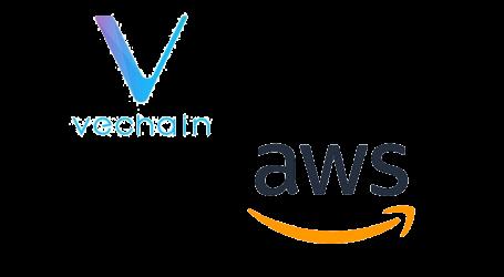 VeChainThor blockchain enables one-click deployment on AWS for enterprises