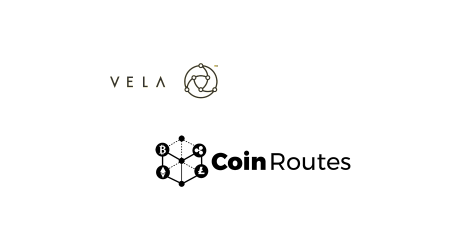 Vela partners with Coinroutes to deliver crypto-asset smart order routing