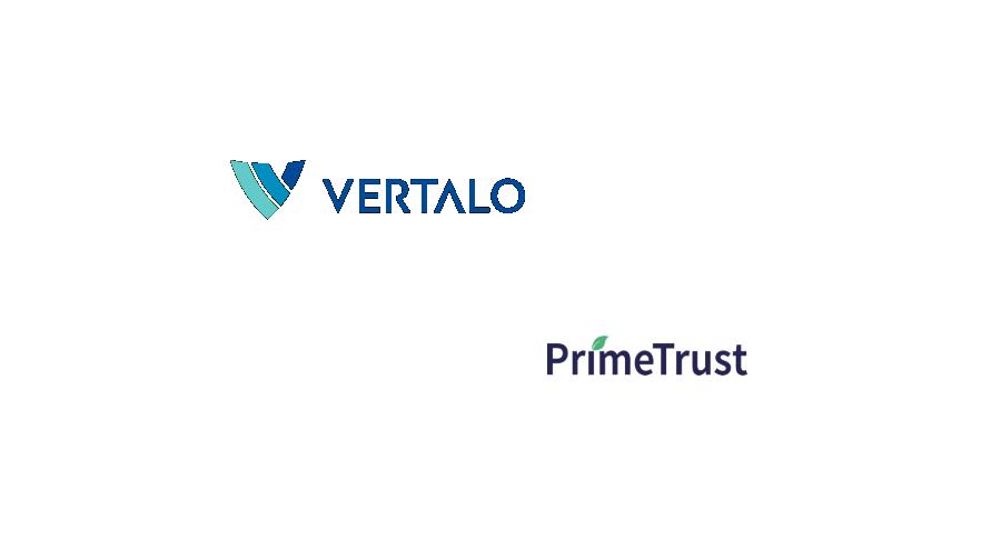 Vertalo partners with Prime Trust to custody blockchain assets
