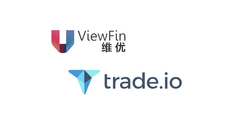 Trade.io partners with ViewFin to expand and support blockchain projects