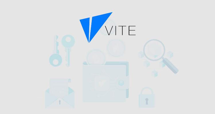 DAG-based Vite blockchain launching mainnet on September 25