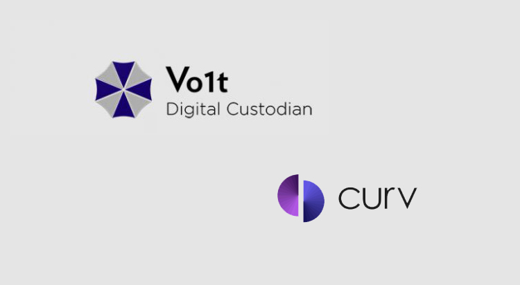 Vo1t to provide insured custody for crypto wallet service Curv