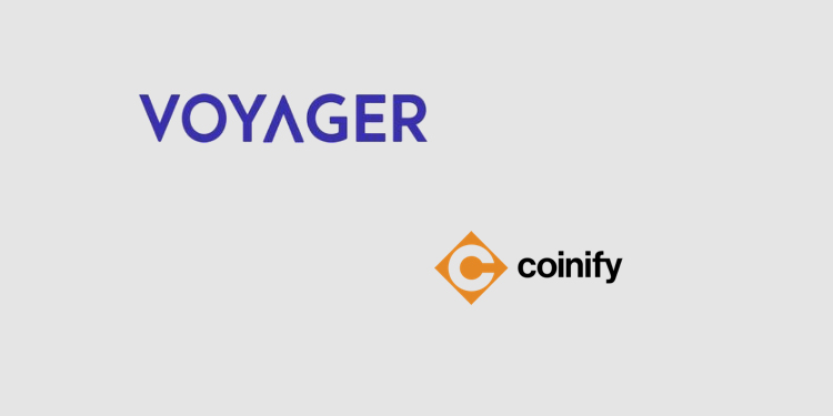 Crypto brokerage Voyager acquires blockchain payment processer Coinify