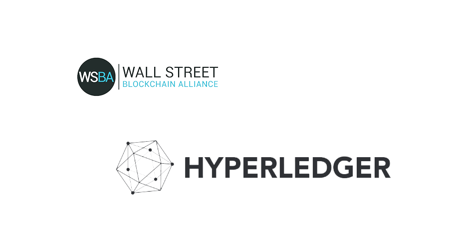 The Wall Street Blockchain Alliance joins Hyperledger