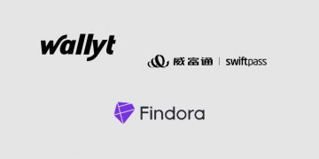 SwiftPass and Wallyt will use Findora's zero-knowledge blockchain for payments