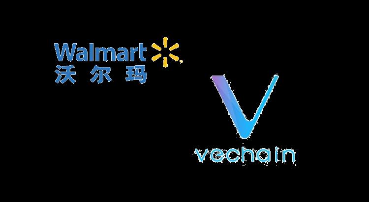 Walmart China Vechain Food Supply