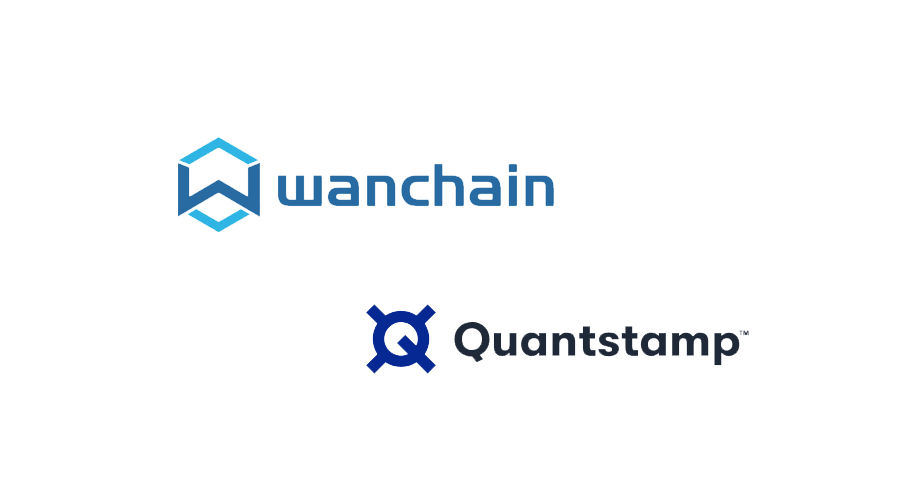 Wanchain partners with Quantstamp for auditing and ecosystem growth