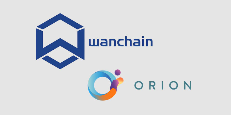 Orion Protocol and Wanchain partner for atomic swap technology