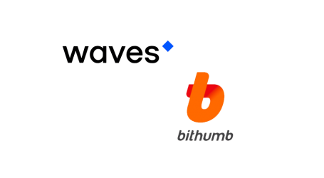WAVES token listed oncrypto exchange Bithumb