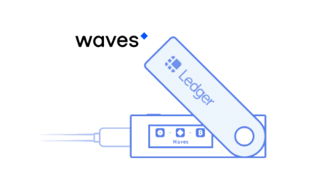 Waves enhances blockchain security with token integration on Ledger