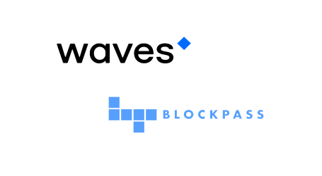 Waves Platform blockchain ecosystem integrates Blockpass KYC