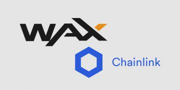 WAX Blockchain integrating Chainlink's decentralized oracle network
