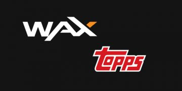 WAX and Topps unveil blockchain trading card partnership