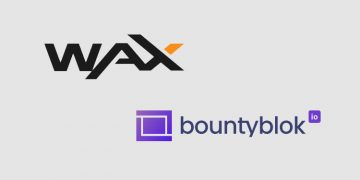 bountyblok gamification toolset now available on WAX Blockchain