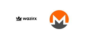 wazirX india bitcoin monero