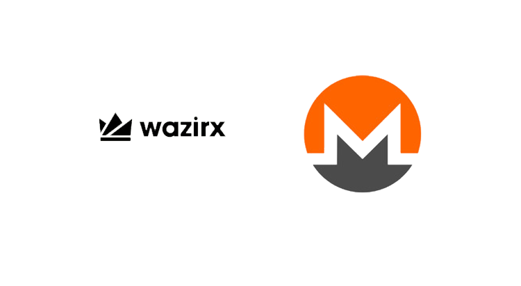 wazirX india bitcoin monero