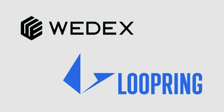 WeDEX becomes the first DEX built on Loopring 3.0 protocol to go live