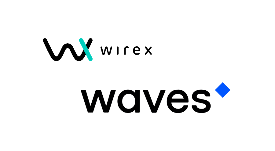 Crypto wallet app Wirex adds support for WAVES token