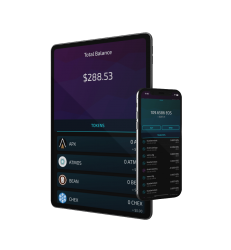 eosfinex gets integrated with Wombat wallet