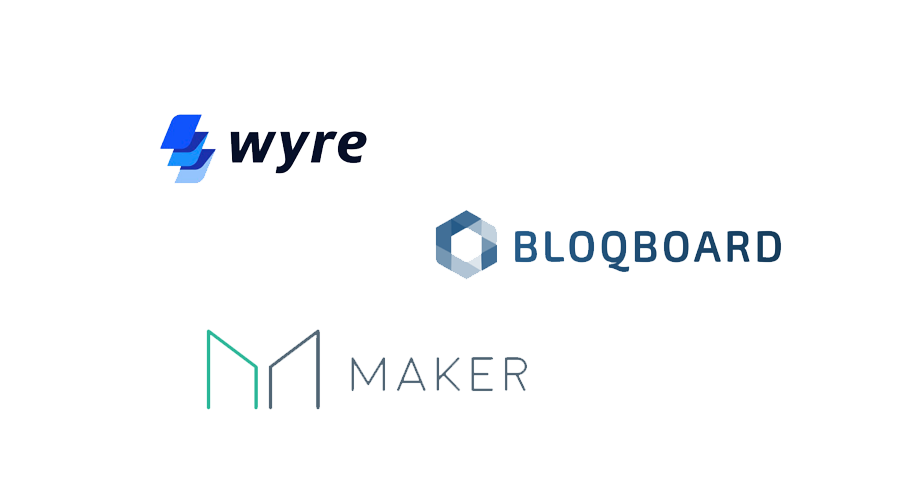Wyre and Bloqboard introduce OTC trading for MakerDAO CDPs