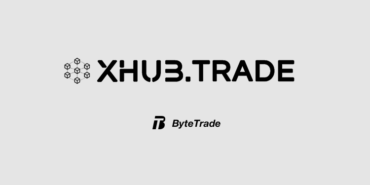 Crypto liquidity provider XHUB integrates with cross-chain protocol ByteTrade