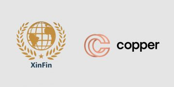 XinFin appoints Copper for blockchain asset custody