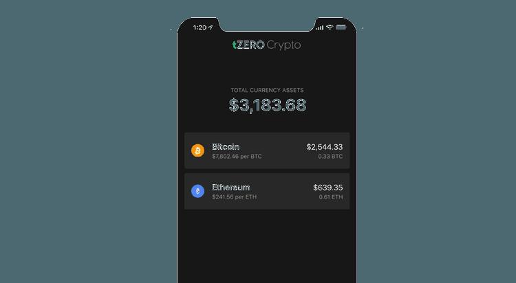 Yzerocrypto App