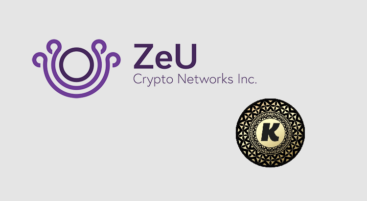 ZeU partners with Kamari Coin to build crypto gaming blockchain platform