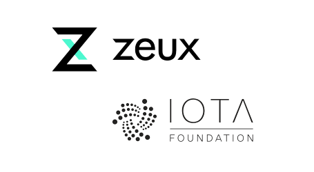Cryptocurrency payment app Zeux adds support for IOTA